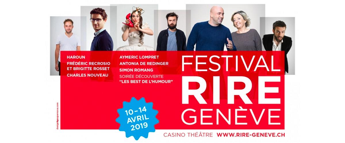 Festival du Rire de Genève 2019