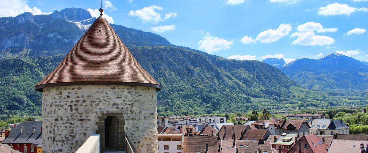 Le Château des Sires de Faucigny | Réhabilitation d'un monument du patrimoine