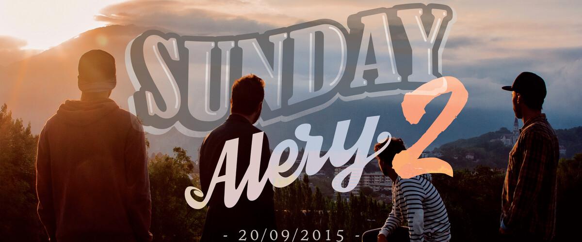 SUNDAY ALERY