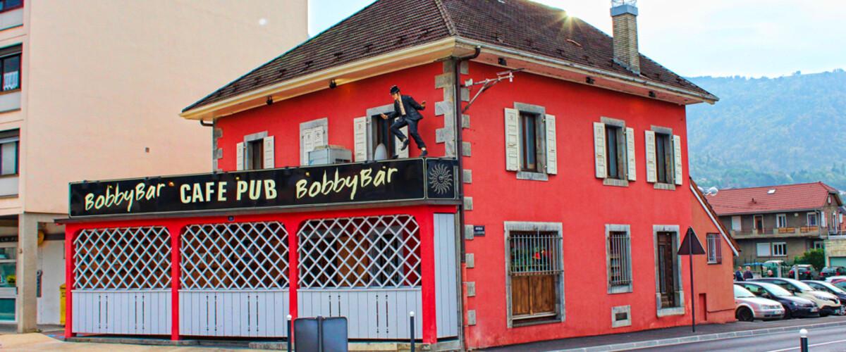 Bobby Bar