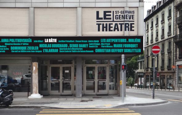 Théâtre Saint-Gervais Genève