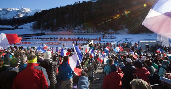 BMW Coupe du monde IBU de Biathlon Annecy - Le Grand-Bornand