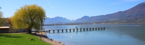 Esplanade du lac