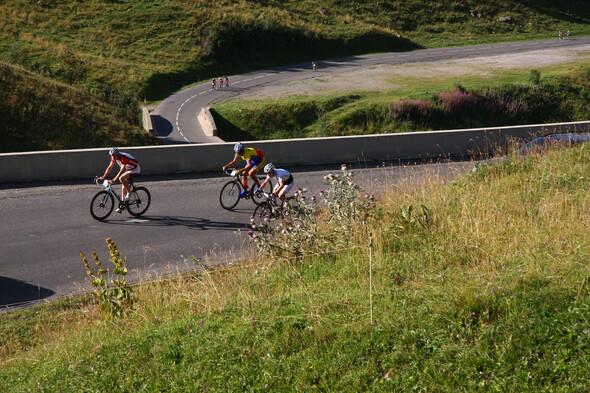 """22e Grimpée Cycliste """"Le Bouquetin"""""""