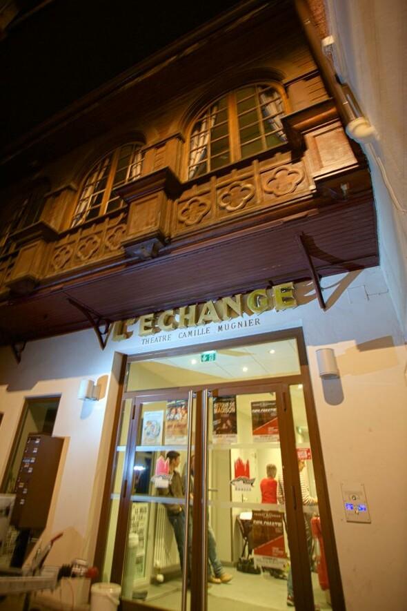 Théâtre de l'Echange