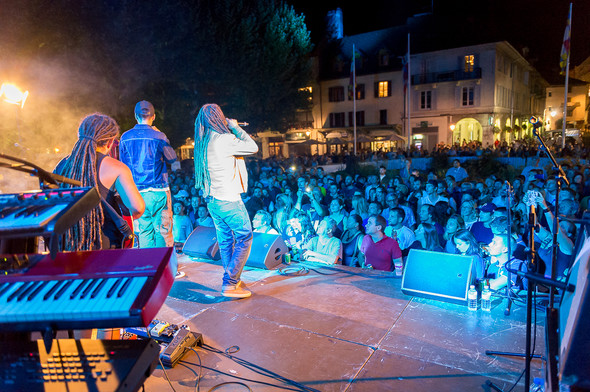 Festival Zik'en Ville