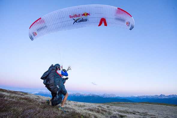 Red Bull X-Alps 2019 Salzburg to Monaco