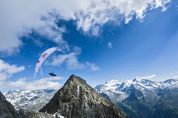 Red Bull X-Alps 2019 Salzburg to Monaco