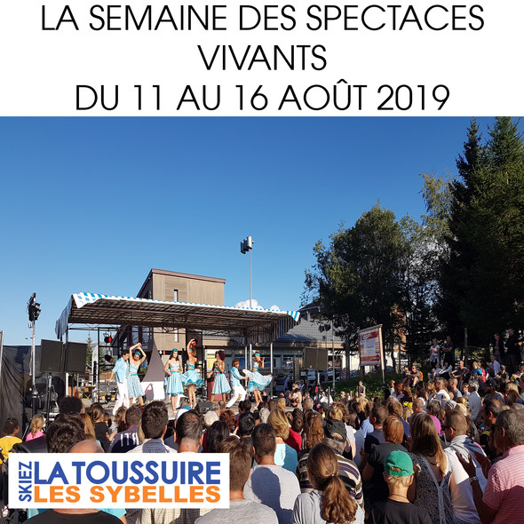 Festival des spectacles vivants