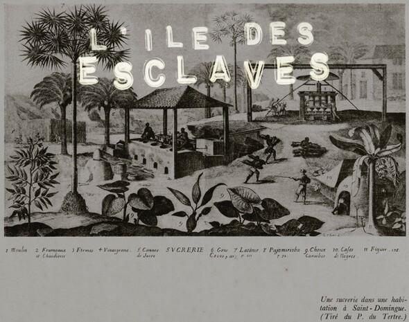 L'Ile des esclaves