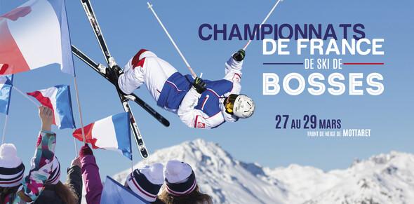 CHAMPIONNATS DE FRANCE DE SKI DE BOSSES