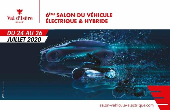 Salon du Véhicule Électrique et Hybride de Val d'Isère - 6ème édition