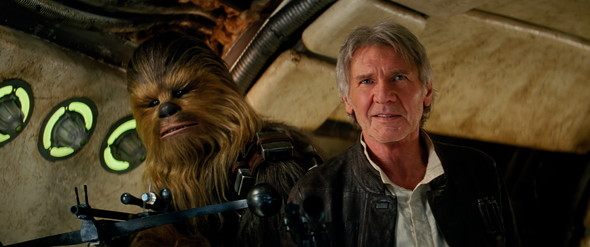 Star Wars 7 : le réveil de la force