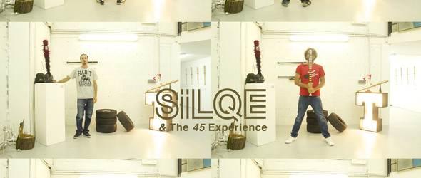 silqe & the 45 experience