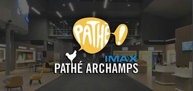 PATHE ARCHAMPS