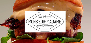 MONSIEUR MADAME CANTINE GOURMANDE