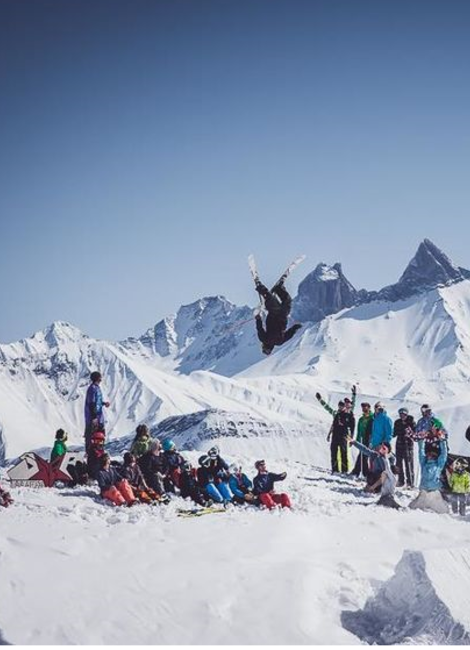 Jacky Chaud ! Freestyle - slopestyle en free session