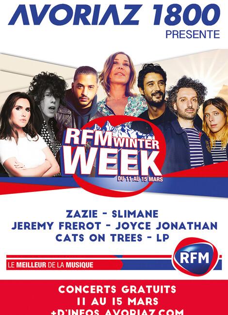 RFM Winter Week
