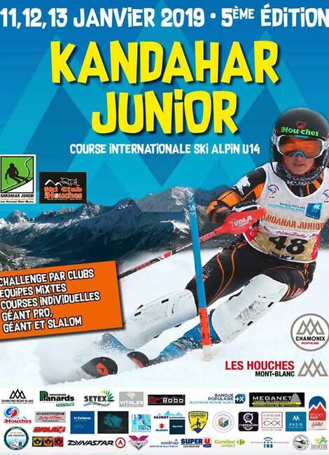 Course Internationale de Ski Alpin  - Kandahar Junior