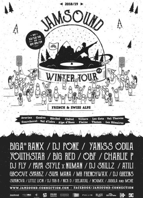 Jamsound Winter Tour