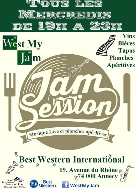 West my jam