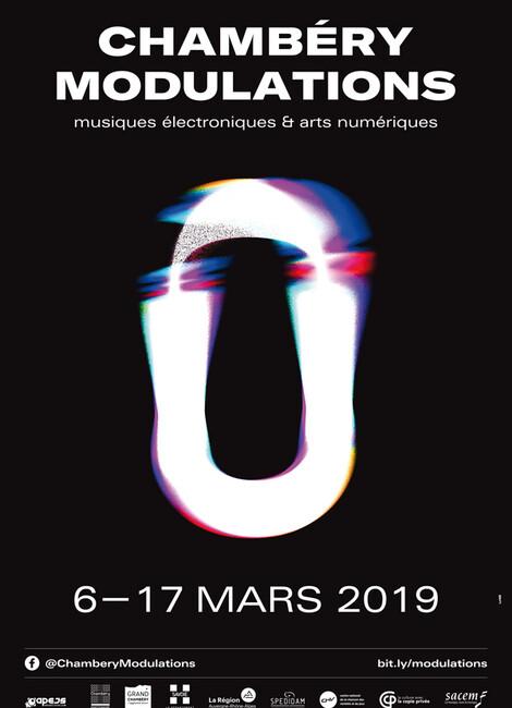 Modulations, musiques électroniques et arts numériques à Chambéry