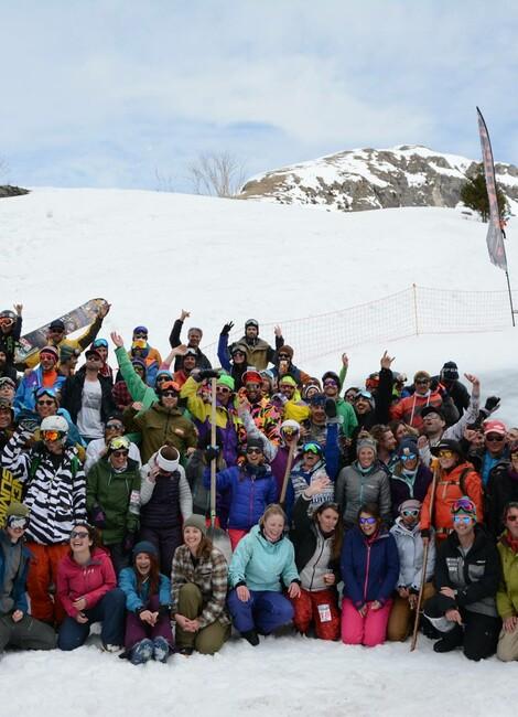 Happy Valley Banked Slalom