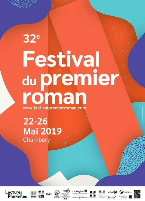32ème Festival du Premier Roman