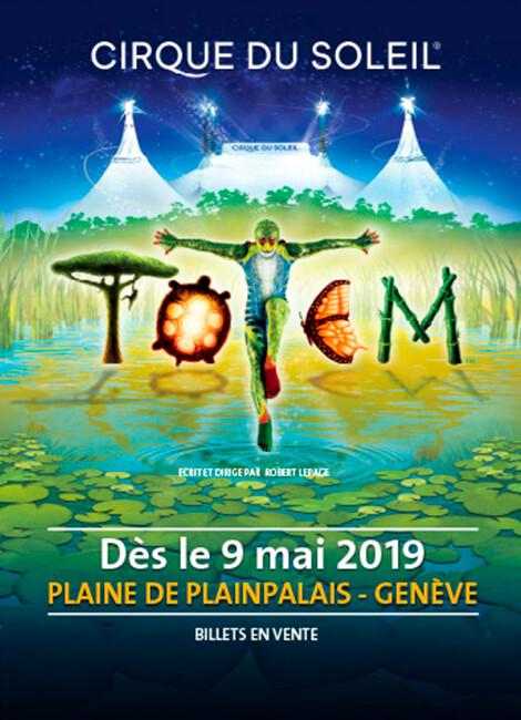 Le Cirque du Soleil, Totem