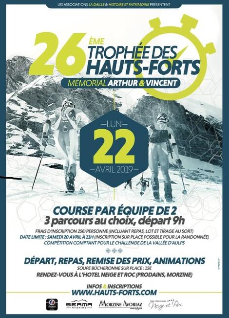 Trophée Des Hauts Forts