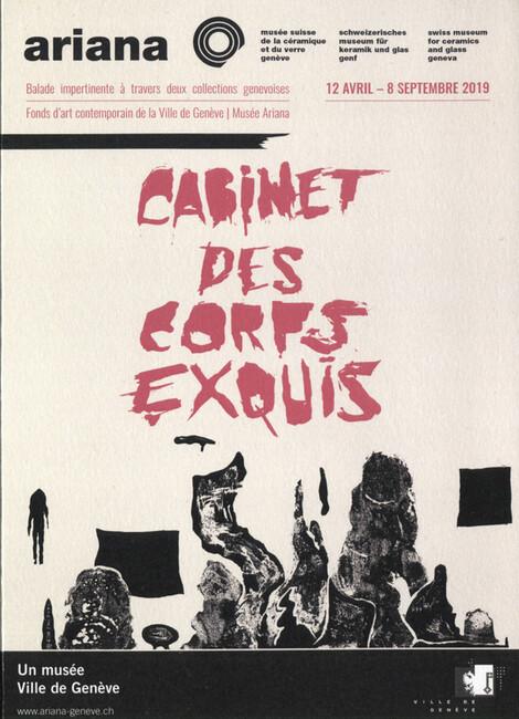 Cabinet des corps exquis