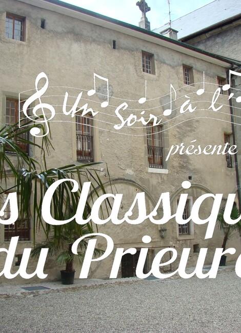 Les Classiques du Prieuré - Trio Fouchennerret et Laferrière