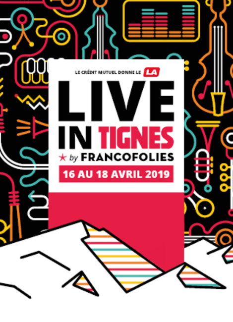LIVE IN TIGNES BY FRANCOFOLIES