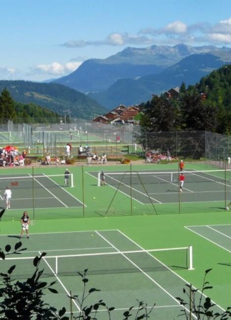 Tournois de double de tennis - Tennis Aventure