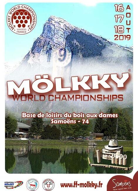 Championnat du monde de Mölkky 2019