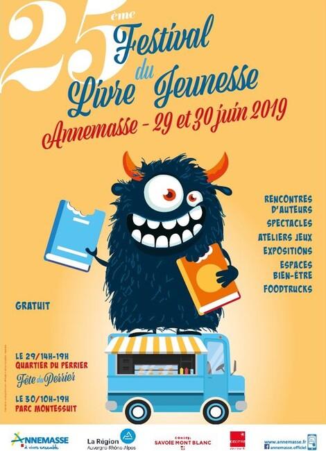 25eme Festival Du Livre Jeunesse D Annemasse Festival