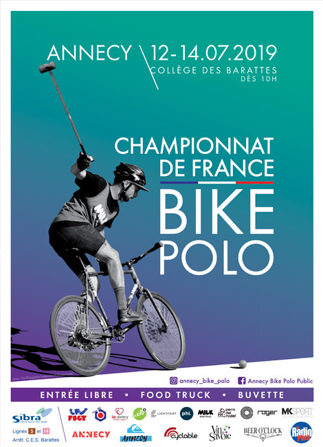 Championnats de France de Bike Polo