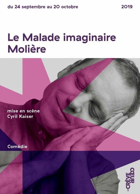 Le Malade imaginaire Molière