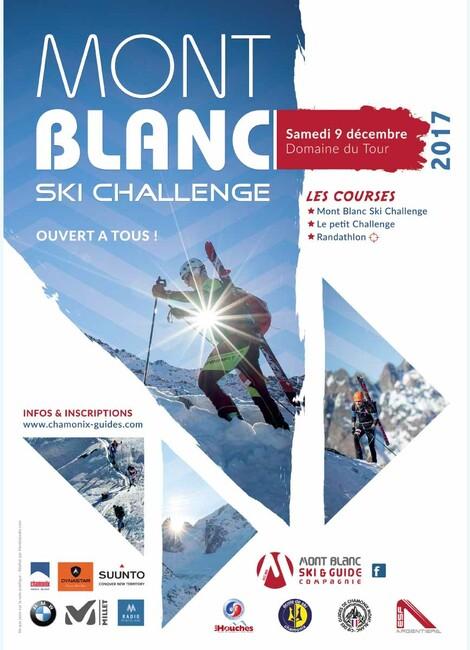 Mont Blanc Ski Challenge