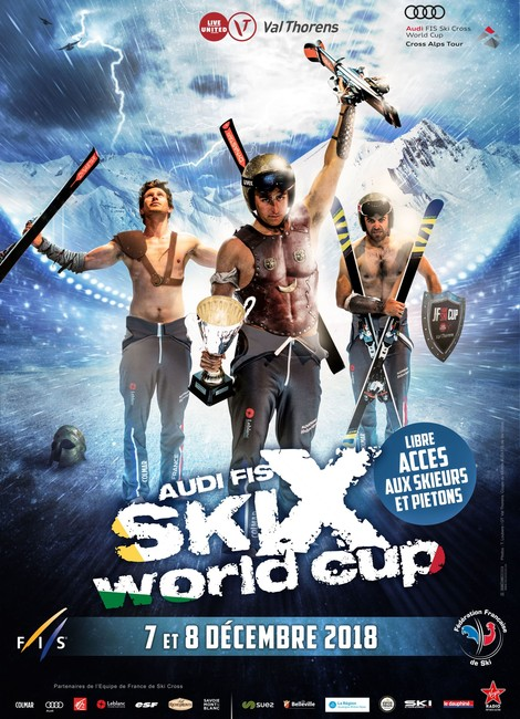 COUPE DU MONDE SKI CROSS
