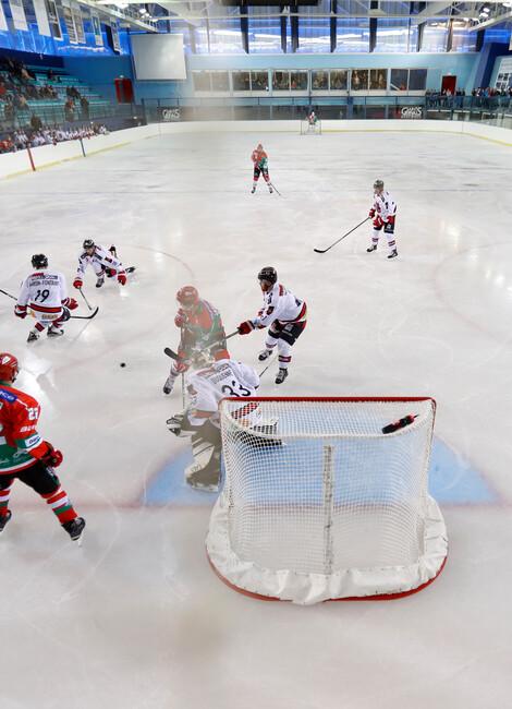 Match de Hockey de D1 - Mont-Blanc vs Caen