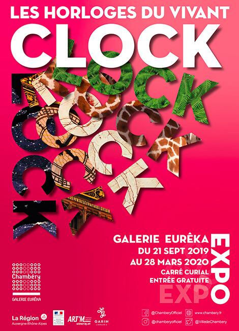 CLOCK, LES HORLOGES DU VIVANT