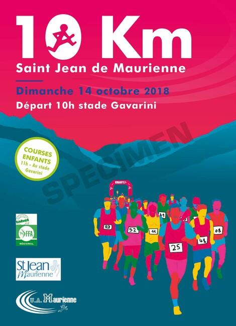10 Km de St-Jean