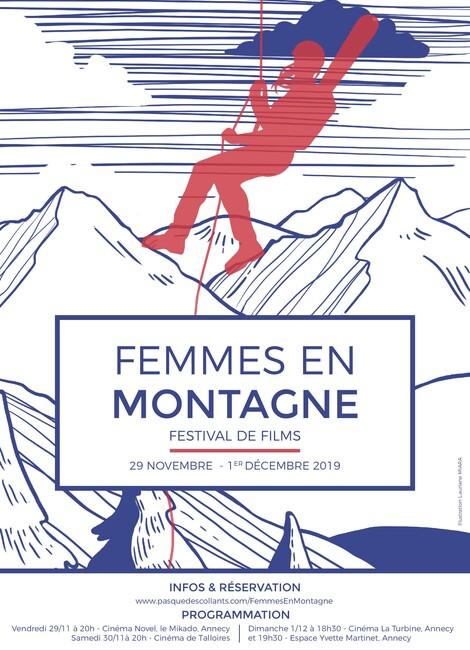 "Festival de film 'Femmes en montagne"""