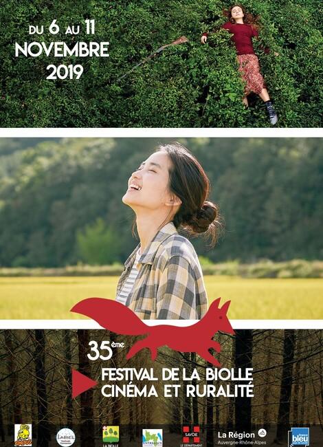 Festival de la Biolle Cinéma et ruralité