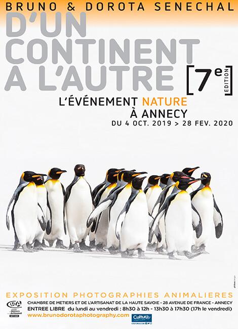 D'UN CONTINENT À L'AUTRE – 7ème Edition