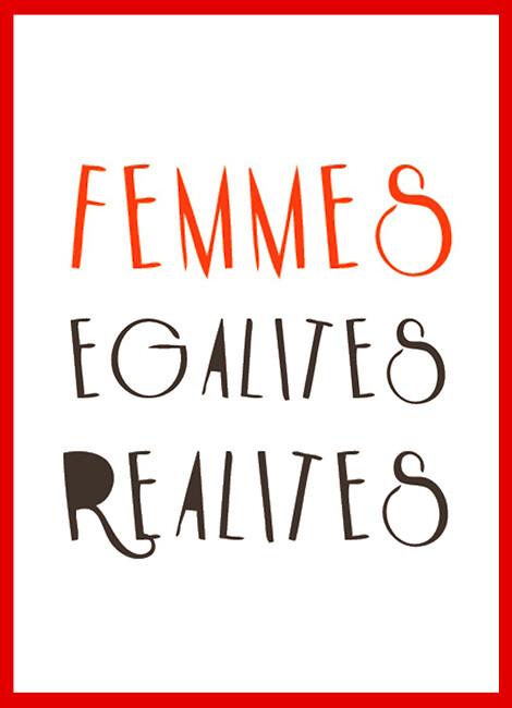Femmes Égalités Réalités #4