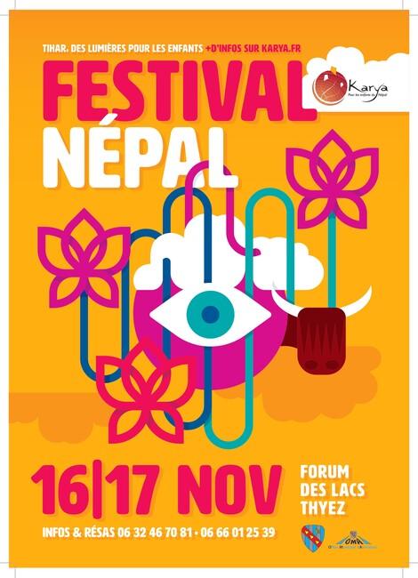 Festival Népal
