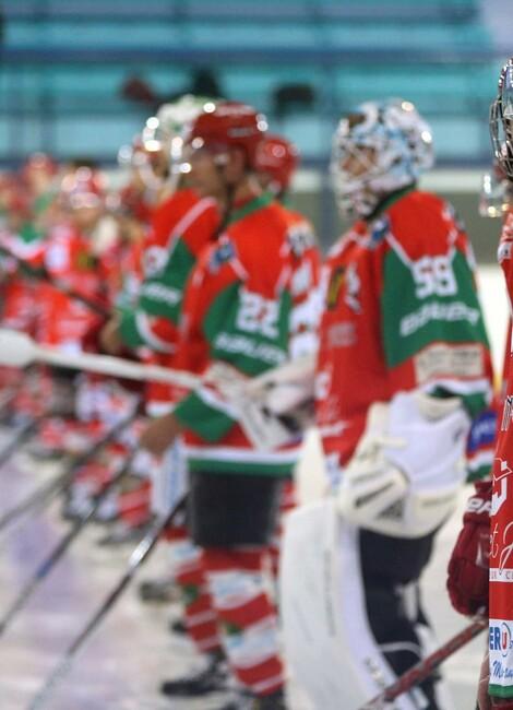 Hockey sur Glace Match Division 1 Mont-Blanc vs Strasbourg