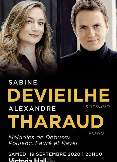SABINE DEVIEILHE - ALEXANDRE THARAUD
